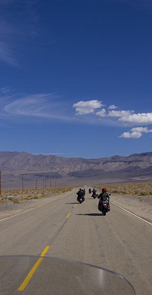 Death Valley Road