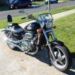 Motorcycle Rental Information for Honda Magna 750