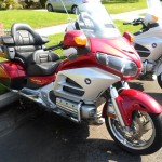 Motorcycle Rental Honda Goldwing Jester